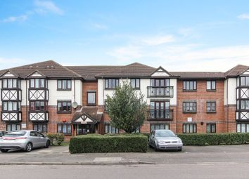 Thumbnail 1 bed flat for sale in Fairfield Close, Mitcham