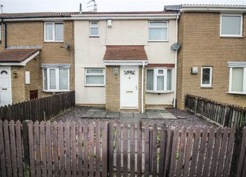 Thumbnail 1 bed terraced house to rent in Hayton Close, Eastfield Glade, Cramlington