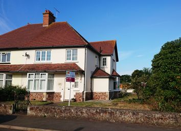 Thumbnail 4 bed semi-detached house for sale in Ponsford Road, Minehead