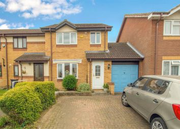 Thumbnail 3 bed terraced house for sale in Dynevor Close, Bromham, Bedford