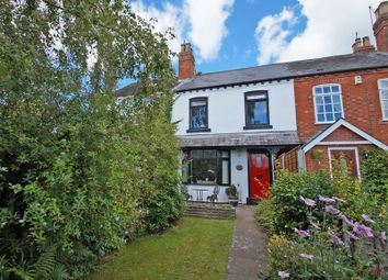 Thumbnail 3 bed terraced house for sale in East Road, Bromsgrove
