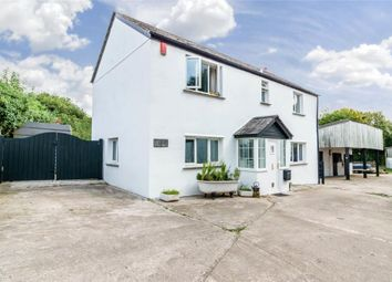 Thumbnail 3 bed detached house for sale in Tideford Cross, Saltash, Cornwall