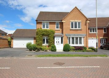 Thumbnail 4 bed detached house for sale in Broombriggs Road, Leicester