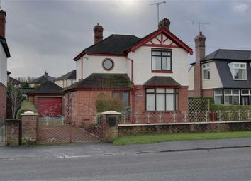 Thumbnail 3 bed detached house for sale in Uttoxeter Road, Blythe Bridge, Stoke-On-Trent