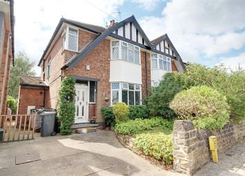 Thumbnail 3 bed semi-detached house for sale in Redhill Lodge Drive, Redhill, Nottingham
