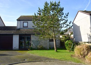 Thumbnail 3 bed link-detached house for sale in Mitchell Close, The Lizard, Helston