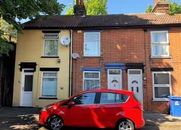 Thumbnail 2 bedroom terraced house for sale in Ashley Street, Ipswich