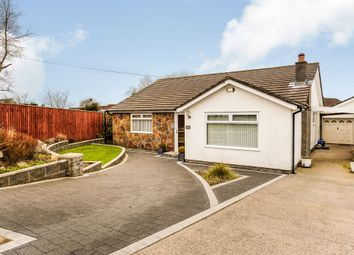 Thumbnail 3 bed detached bungalow for sale in Buckingham Place, Highlight Lane, Barry