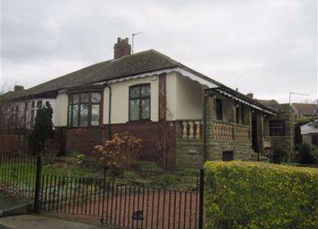 Thumbnail 1 bed semi-detached bungalow for sale in Berrybank Crest, Darlington