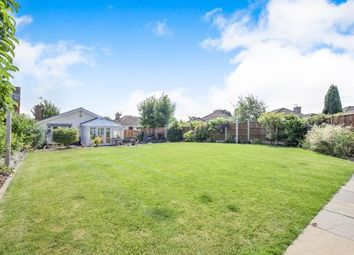 Thumbnail 3 bed bungalow for sale in Overdale Avenue, Glenfield, Leicester, Leicestershire