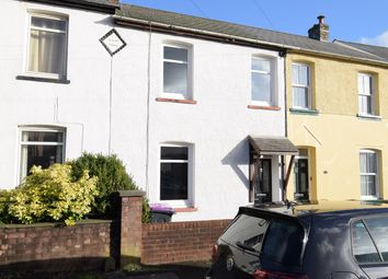 Thumbnail 2 bedroom terraced house for sale in Lowlands Road, Pontnewydd, Cwmbran