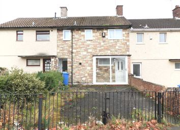 Thumbnail 3 bed terraced house to rent in Winsham Road, Kirkby, Liverpool