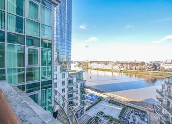 Thumbnail 3 bedroom flat to rent in Jellicoe House, St George Wharf, Vauxhall