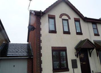 Thumbnail 2 bed terraced house to rent in Chestnut Drive, Rogiet, Caldicot, Monmouthshire