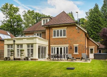 Thumbnail 5 bed detached house for sale in West Hill, Dormans Park, East Grinstead