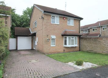 Thumbnail 4 bed detached house for sale in Chadderton Close, Knighton, Leicester