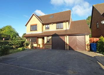 Thumbnail 5 bed detached house for sale in Coopers Green, Bicester