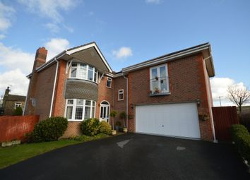 Thumbnail 5 bed detached house for sale in Moorfield Court, Grange Moor, Wakefield