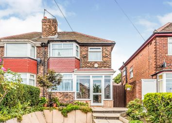 Thumbnail 3 bed semi-detached house for sale in Cranmore Avenue, Handsworth, Birmingham