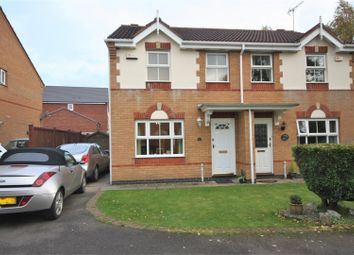 Thumbnail 3 bed semi-detached house for sale in Little Mill Close, Barlestone, Nuneaton