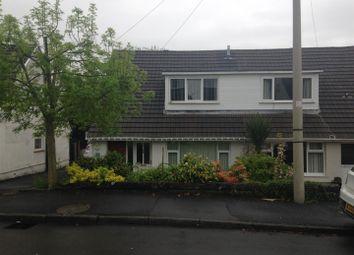 Thumbnail 3 bed semi-detached house for sale in Cleviston Park, Llangennech, Llanelli