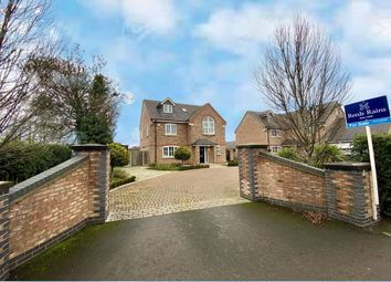 Thumbnail 4 bed detached house for sale in Main Road, Shavington, Crewe