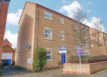 Thumbnail 4 bed town house for sale in Lagoon Road, Wilnecote, Tamworth