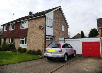 Thumbnail 4 bed semi-detached house to rent in Bryants Acre, Wendover, Aylesbury