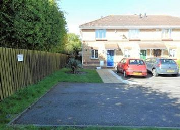 Thumbnail 2 bedroom end terrace house to rent in Bluebell Close, Bedford