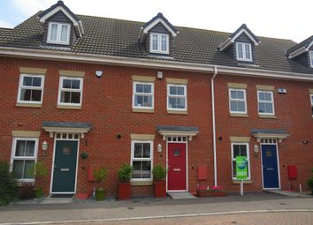Thumbnail 3 bed terraced house for sale in Mellors Road, Edwinstowe, Mansfield