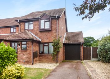 Thumbnail 3 bedroom link-detached house for sale in Tickhill Close, Lower Earley, Reading