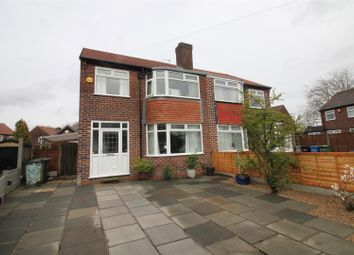 3 bed semi-detached house for sale in Canterbury Road, Urmston, Manchester M41