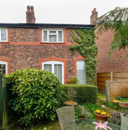 Thumbnail 2 bed end terrace house for sale in Orchard Road, Lymm, Cheshire