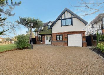 Thumbnail 4 bedroom detached house for sale in East Ridgeway, Cuffley, Potters Bar