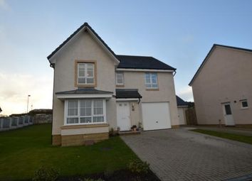Thumbnail 4 bed detached house to rent in Balgownie Drive, Cumbernauld, Glasgow