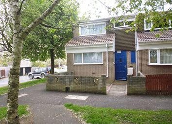 Thumbnail 3 bed end terrace house for sale in Wildwood, Telford, Woodside