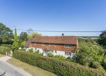 Thumbnail 4 bed detached house for sale in Cowbeech Road, Rushlake Green, Heathfield, East Sussex