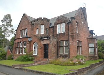 Thumbnail 2 bedroom flat for sale in Mansewood Drive, Dumbarton