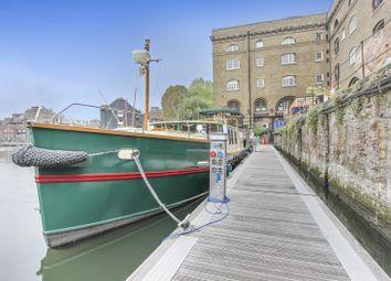 Thumbnail 2 bedroom houseboat for sale in East Basin, St Katharine Docks, London