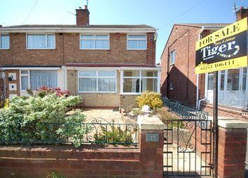 Thumbnail 3 bed semi-detached house for sale in Hurstmere Avenue, Blackpool, Lancashire