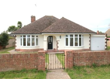 Thumbnail 3 bed detached bungalow to rent in Chalet Road, Ferring, Worthing