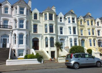 Thumbnail 5 bed end terrace house for sale in Dublin House, The Promenade, Port St. Mary