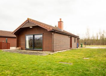 Thumbnail 2 bed detached bungalow for sale in Foggathorpe, Selby