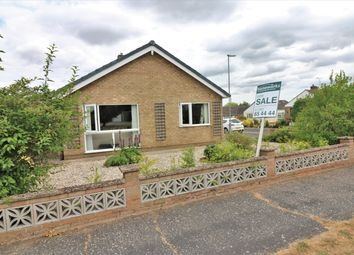 Thumbnail 2 bed detached bungalow for sale in Highfield Road, Dereham