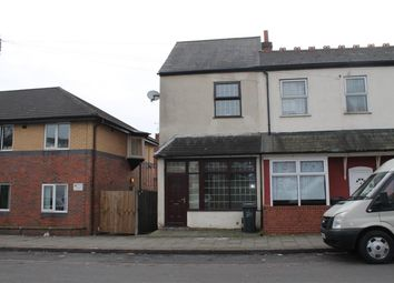 Thumbnail 2 bedroom end terrace house for sale in Holliday Road, Handsworth, Birmingham