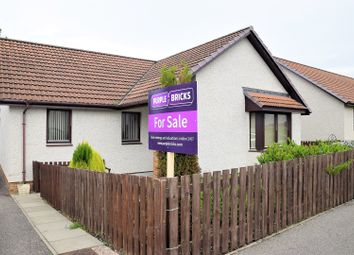 Thumbnail 3 bed bungalow for sale in Towerhill Drive, Inverness