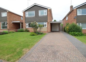 Thumbnail 4 bed detached house for sale in Burton Drive, Beeston, Nottingham