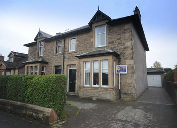 Thumbnail 4 bed semi-detached house for sale in Glasgow Road, Bathgate