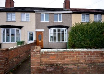 Thumbnail 2 bed terraced house to rent in Kathleen Grove, Grimsby
