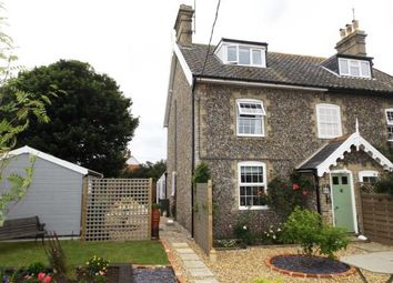 Thumbnail 3 bedroom semi-detached house for sale in Nr. Leiston, Suffolk